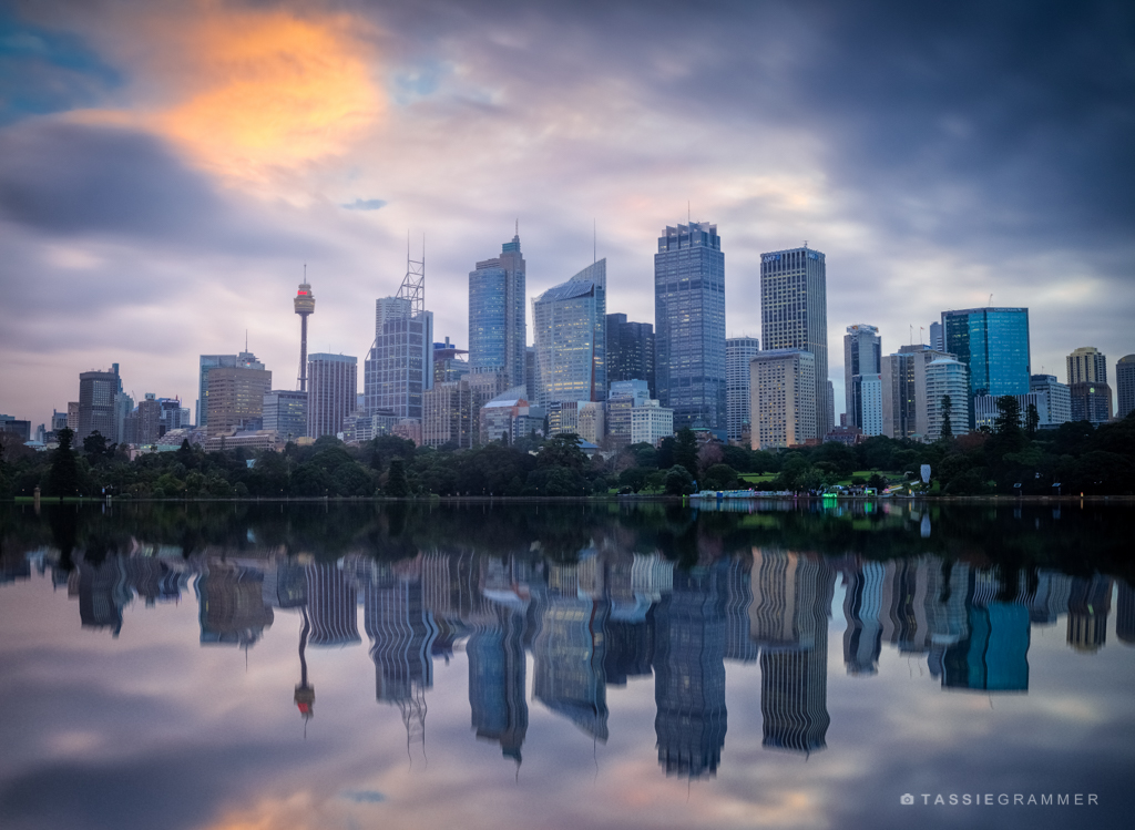 Sydney City Reflections