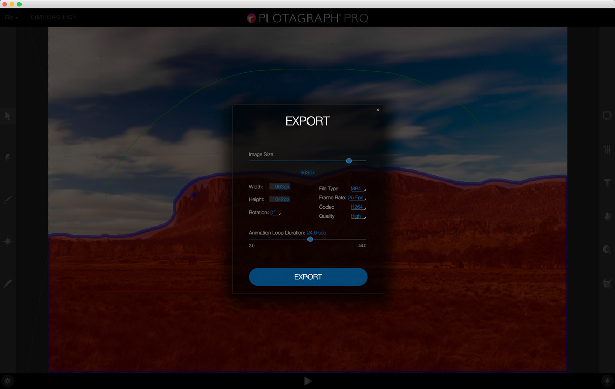 The exporting options are quite basic and I would like to see more refined options for exporting the end product to specific platforms. At present I am needing to do more work on the files once they are exported and for the amount of money this package costs, I would definitely expect more options.